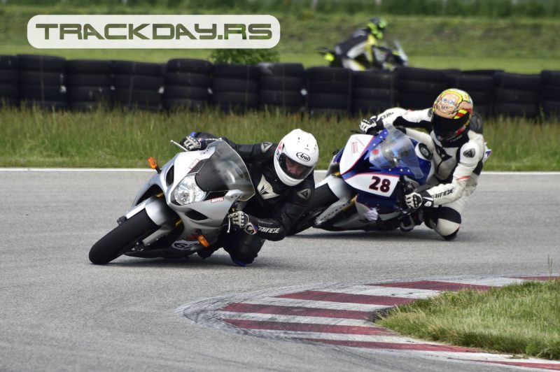 Trackday challenge